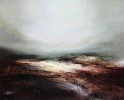 Burnished by Neil Nelson -  sized 39x32 inches. Available from Whitewall Galleries